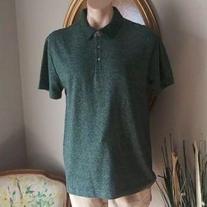 NWT Claiborne mens Slim Fit Polo Shirt.